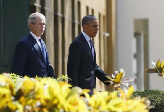 小布什被美國人視為最差勁的總統,而最偉大的總統卻是這個人