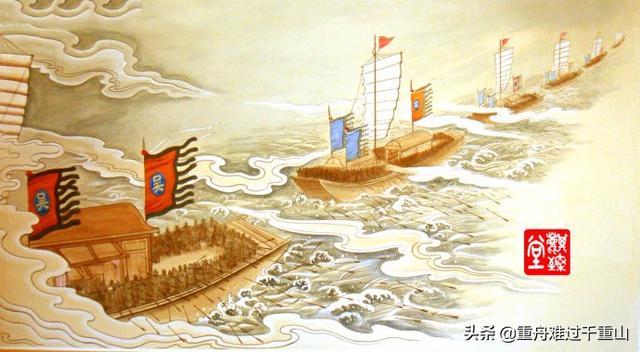 海賊也能成一國上將?東吳&ampquot海賊將軍&ampquot之威猛武將上演雙人舞