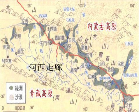 漢朝中的河西之戰,霍去病是如何贏得此戰的?這戰術也是佩服