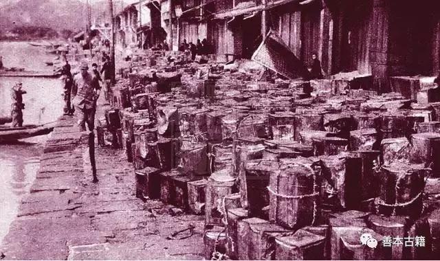 關注:日本軍人、學者自發地或有組織地掠奪中國圖書典籍
