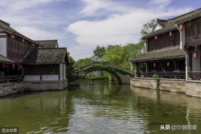 同為吳越爭霸第一城,為何如今的紹興和蘇州越來越遠