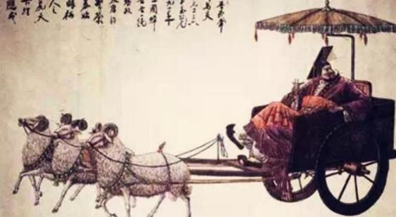 古代皇帝是如何召幸后妃?周代看日辰,漢代聽大臣,晉代坐羊車