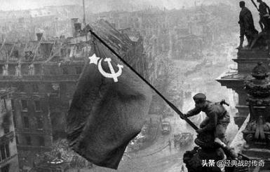 二戰德國投降時仍有700萬大軍,為什么不打了