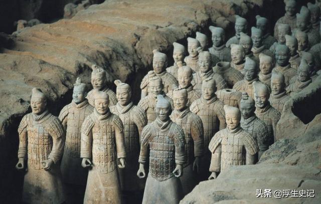 山西秦始皇陵,墓中寶物價值連城,為什么不能挖?